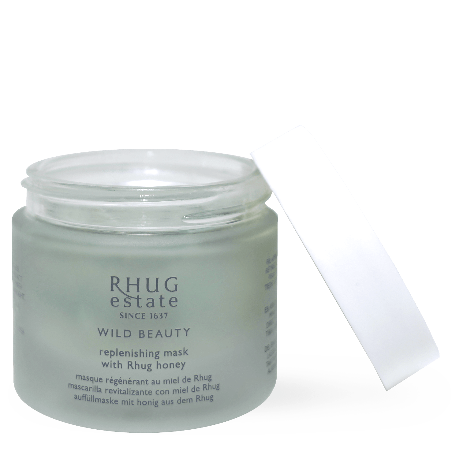 Replenishing Mask with Rhug Honey by Rhug Wild Beauty